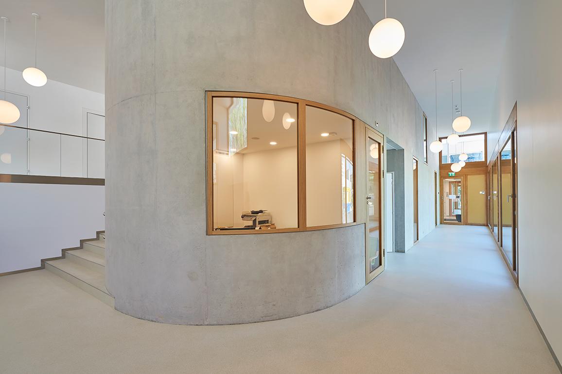 Tür-/Wandverglasung - Frank Türen AG